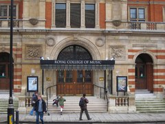 Royal College Of Music Museum in London